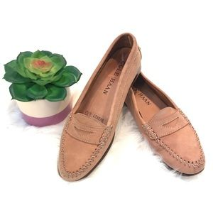 Cole Haan Tan Leather Loafers size 6M